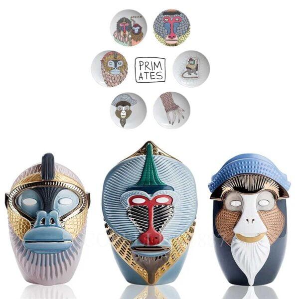 bosa primates collection vases