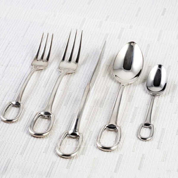 hermes attelage cutlery steel