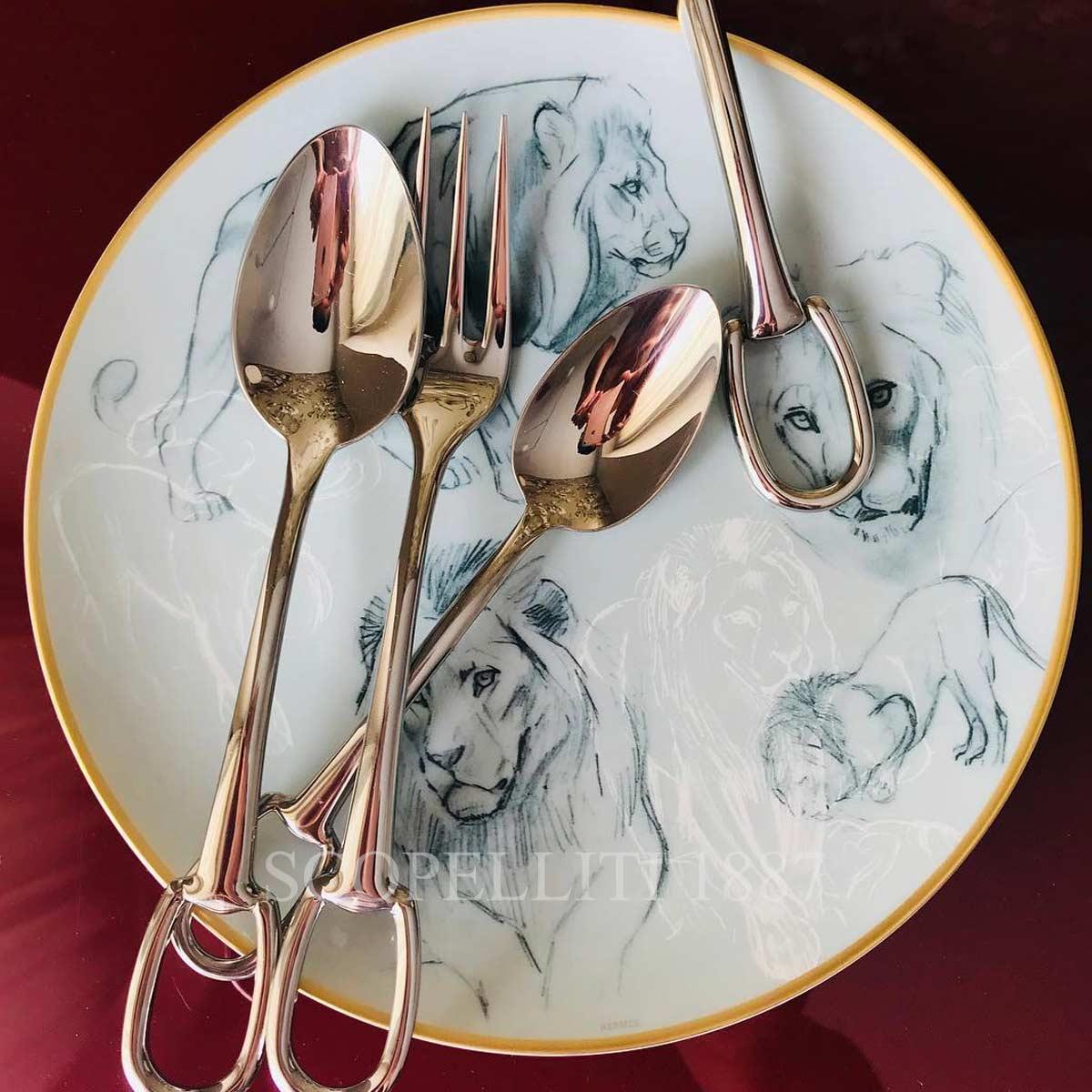 hermes attelage cutlery