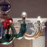 venini gio ponti chandelier 8 lights