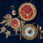 versace barocco holiday christmas