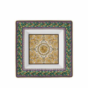 versace barocco mosaic dish 14 cm