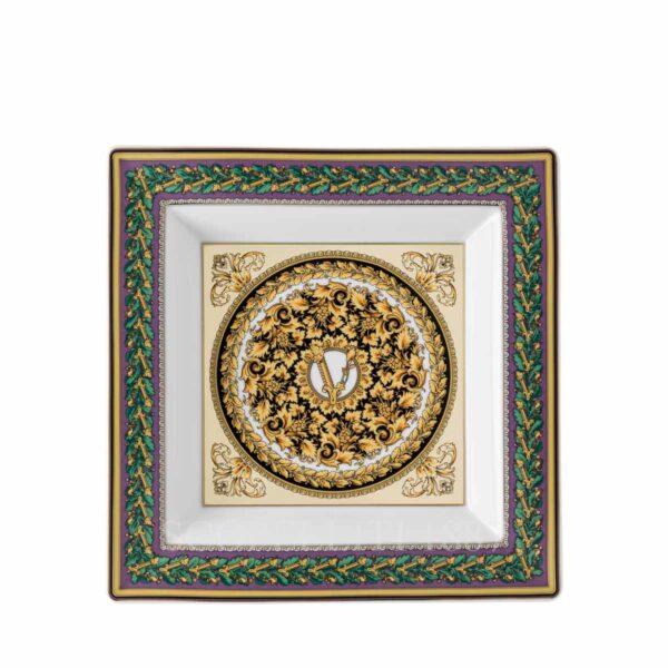 versace barocco mosaic dish 22 cm