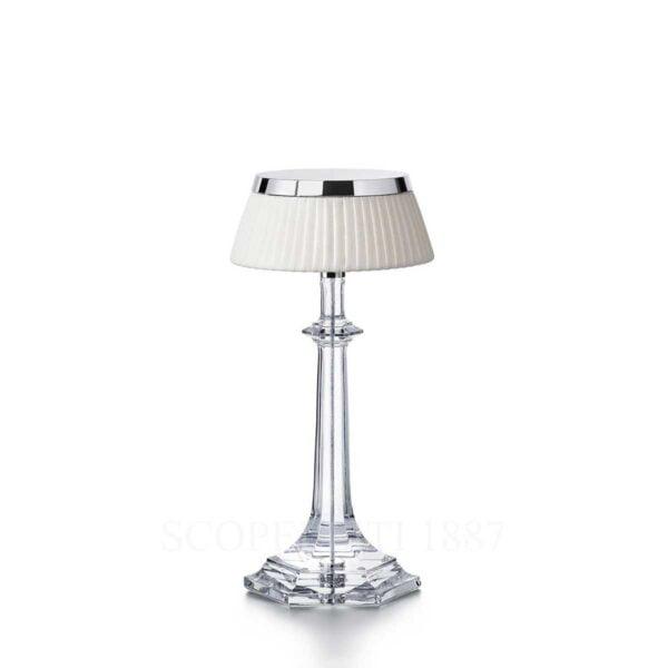 baccarat bon jour versailles lamp small