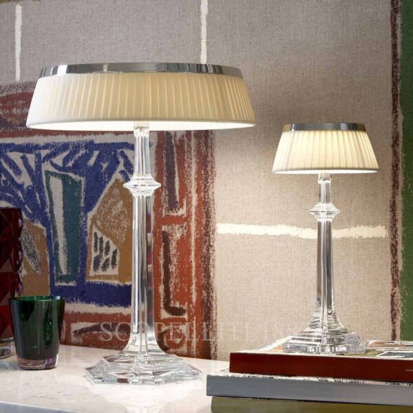 baccarat bon jour versailles lamps