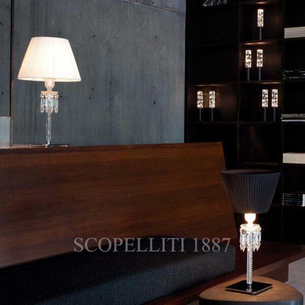 baccarat lamps torch arik levy