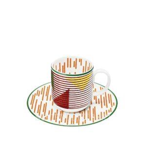 hermes hippomobile coffee cup