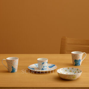 hermes passe passe tableware collection