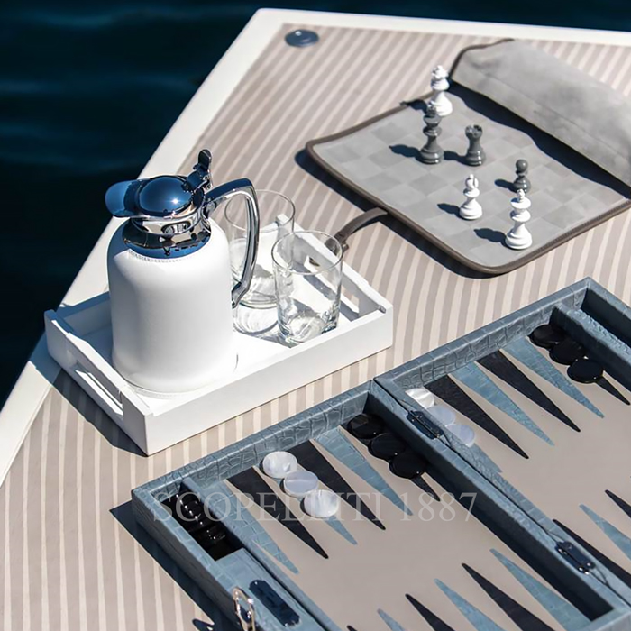 leather yacht accessories