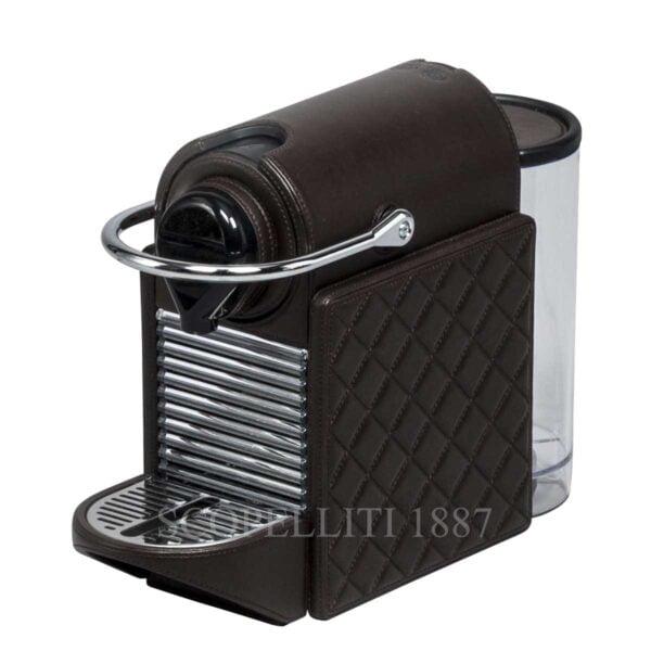 pixie diamonds coffee machine leather pigment france