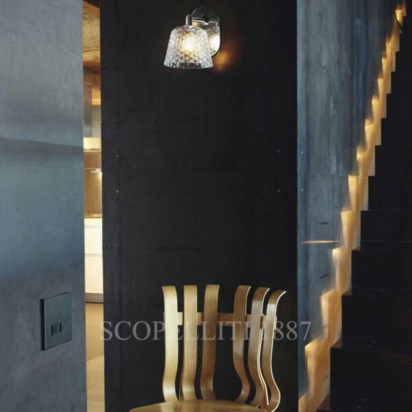 baccarat candy light wall unit