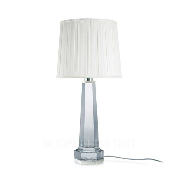 baccarat krysta lamp