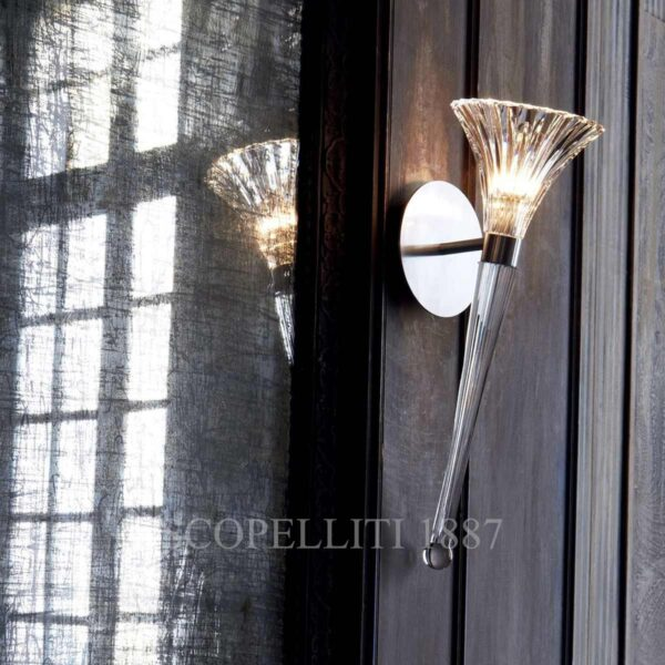 baccarat mille nuit wall sconce torchere