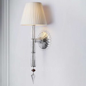 baccarat mille nuits wall sconce