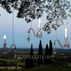 baccarat fantome ceiling lamp