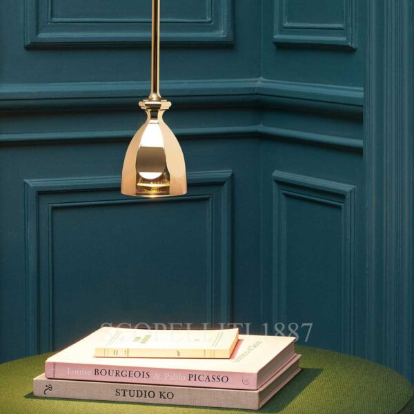 baccarat harcourt ceiling lamp gold