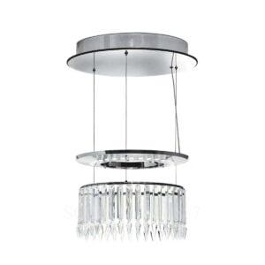 baccarat lady crinoline classique chandelier