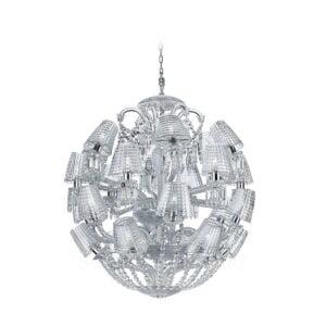 baccarat le roi de soleil chandelier 24 lights