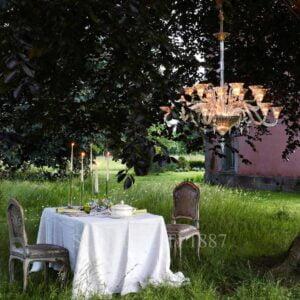 baccarat mille nuits chandelier 18 lights