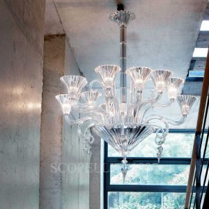 baccarat mille nuits chandelier