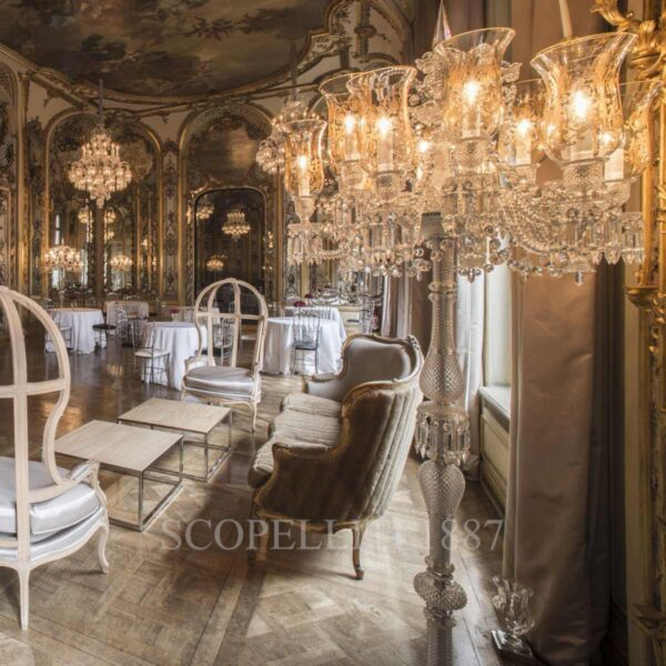 baccarat mille nuits floor candelabrum