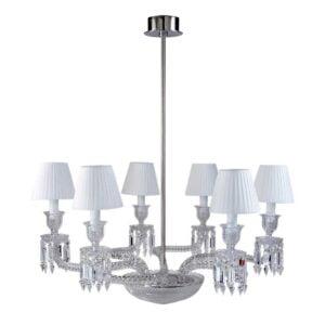 baccarat tourbillon chandelier