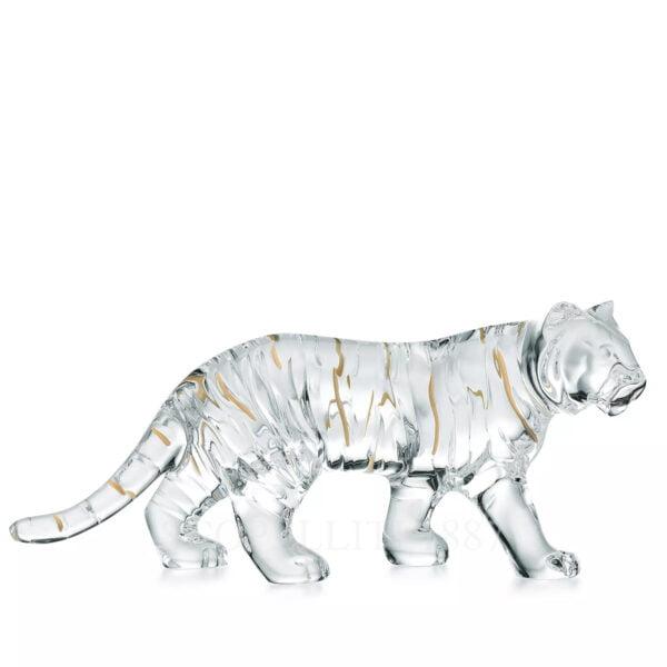 baccarat tiger clear crystal zodiac
