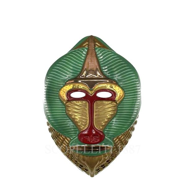 bosa mandrillus mask green