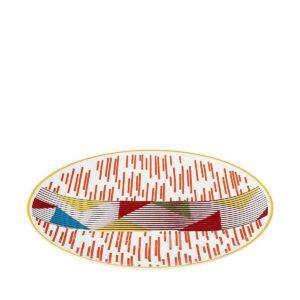 hermes hippomobile dessert plate n.5