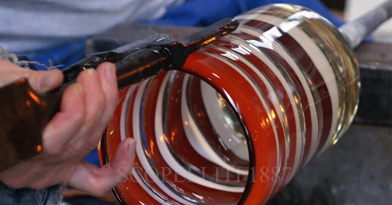 venini versace vasce fasce tecnique