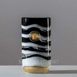 venini versace vase gessato
