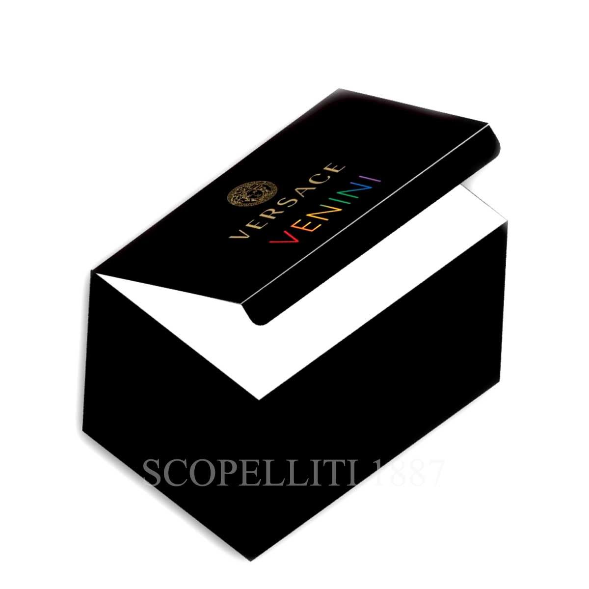 venini versace vase packaging