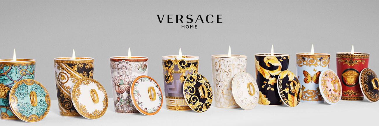 versace scented candles