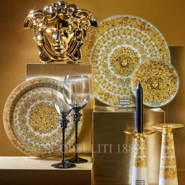versace medusa rhapsody tableware