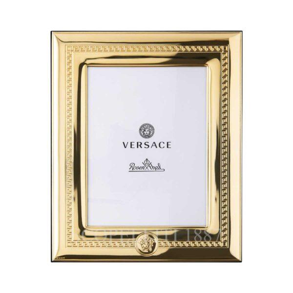 versace gold photo frame vhf 6