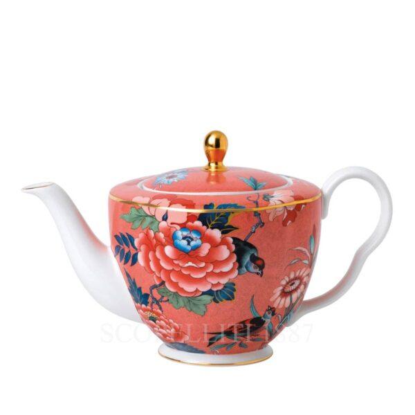 wedgwood tea set paeonia