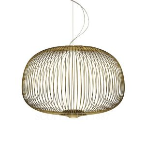 foscarini spoke suspension lamp