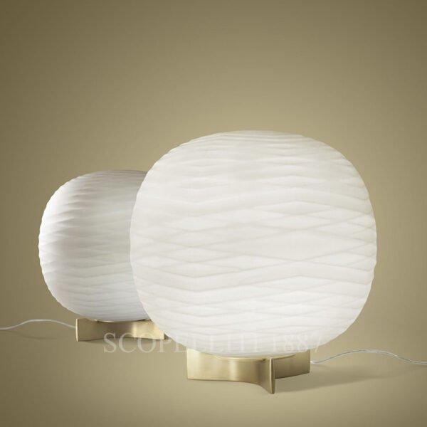 foscarini table lamp golden