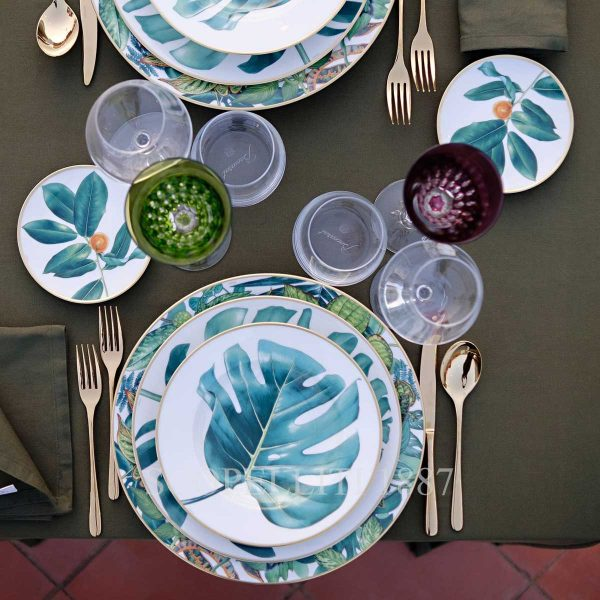 hermes passifolia dinner set