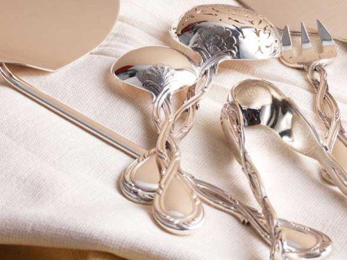 Puiforcat Royal Flatware: a Majestic Sophistication on Your Table
