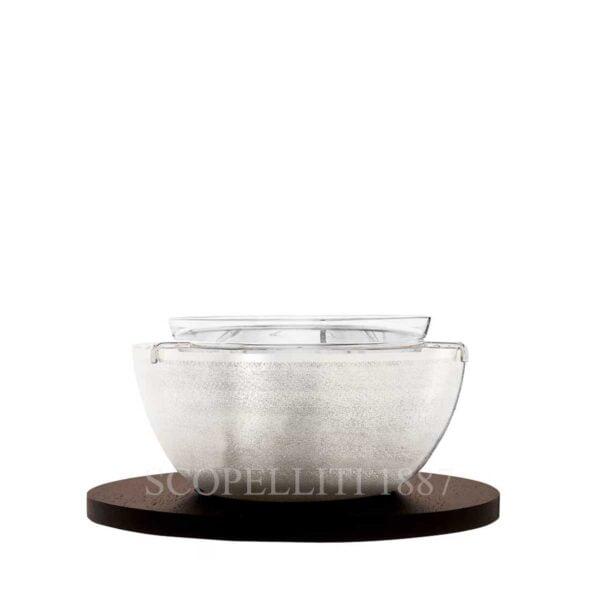 puiforcat jacaranda caviar bowl large