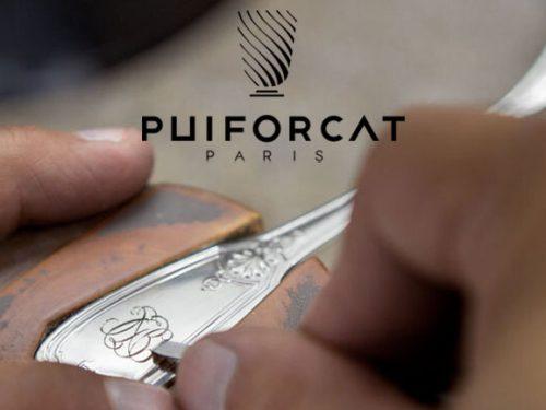 Puiforcat: an Exceptional Silverware Haute Couture