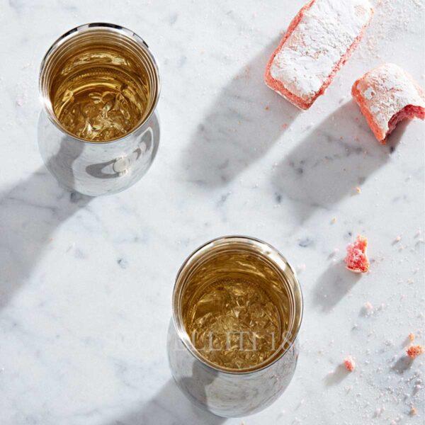 puiforcat pour le champagne tumbler