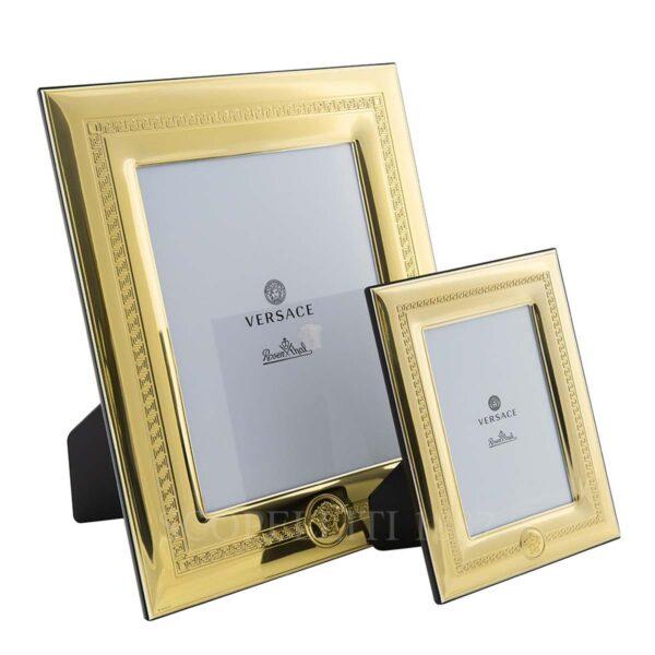 versace gold photo frame