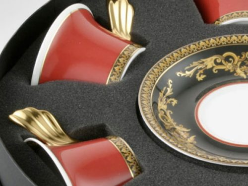 Versace Tea Set – Follow the British Tradition With a Two Hundred-Year History