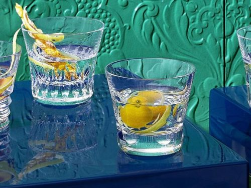 Baccarat Crystal Glasses:An Elegance Expressed in Crystal