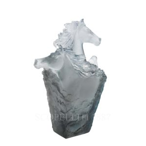 dam cavalcade crystal pensil holder grey blue