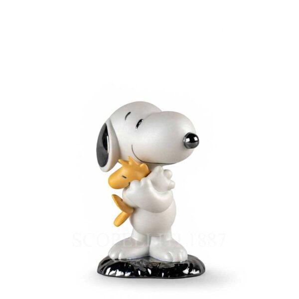 lladro snoopy figurine