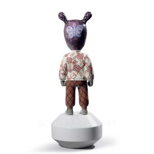 lladro the guest by gary baseman small