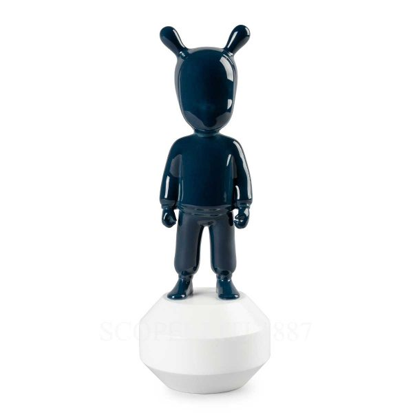 lladro the guest blue small